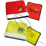 Cartoon USB Warmer Mouse Pad with Zip