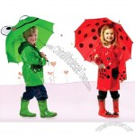 Cartoon Umbrella for Kids
