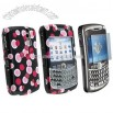 Case and Screen Protector for Blackberry Curve 8300 / 8310