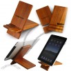CaseCrown REAL Wooden Stand (Redwood) for the Apple iPad Tablet