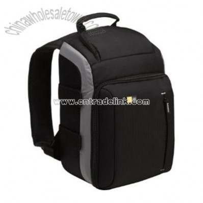 Caselogic SLR Camera Backpack Black