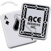 Casino Stress Reliever - Ace of Spades Shaped Stress Ball