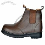 Casual Men Safety Boots, Good Quality with Simple Appearance