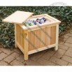 Cedar Creek Cedar End Table / Ice Chest