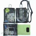 Cell Phone Pouch with Neck Strap