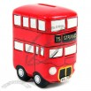 Ceramic Route Master Bus Money Bank