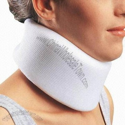 Cervical Collars, Made From Firm Density Foam