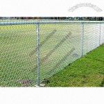 Chain Link Fence with 0.5 to 4m Roll Width