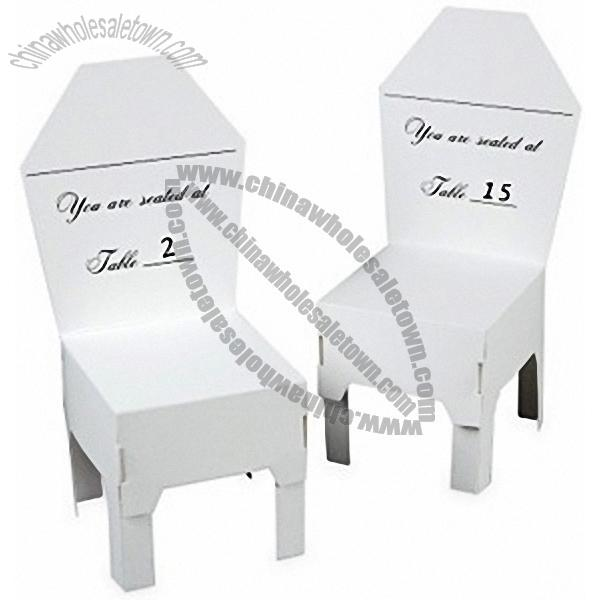Chair Table Number Placecard Holders Wholesalers Exporters Suppliers