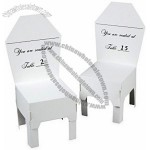 Chair Table Number Placecard Holders