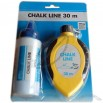 Chalk Line Reel 30m With Chalk Refill
