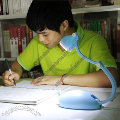 Changeable Folding Touch Table Lamp or Flashlight