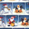 Character Block Wrapping Paper