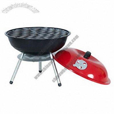 Charcoal Kettle BBQ Grill