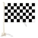Checkered Car Flags-Large