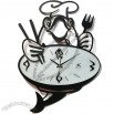 Chef Design Kitchen Wall Clock