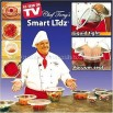 Chef Tony'S Smart Lidz - Set of 4 - As Seen On TV