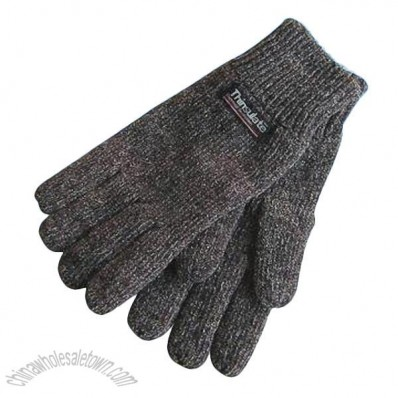 Chenille Men' s Gloves