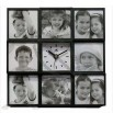 Cherished Memories Picture Frame/Wall Clock