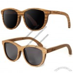 CherryWood/Zebrawood Sunglasses