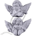 Cherub Bust Plaster Craft