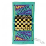 Chess Game Towel