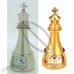 Chess King Clock
