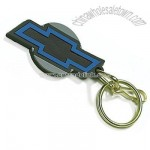 Chevy Bowtie Plastisol Key Chain