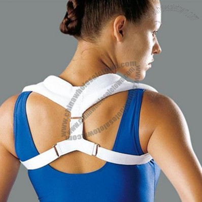 Children Back Posture Shoulder Support Belt Brace Clavicle Corrector