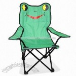 Children Folding Chair with Durable Steel Frame