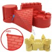 Children's Beach Toys Dream Castle Mold Sets
