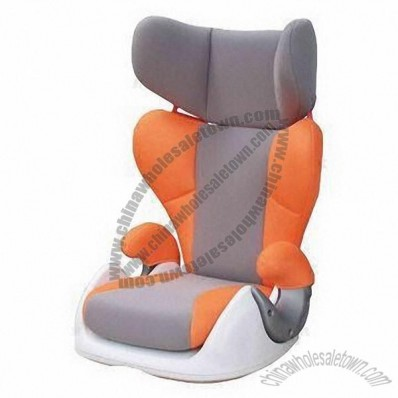 Children's Car Seat, Booster with Backrest