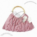 Children's Knitting Handbag with High-quality
