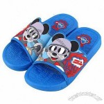 Children's Slippers with PVC Upper, PE Insole/Outsole