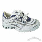 Children's Sports Shoes wtih Hook&Loop Strap/Very Flexible