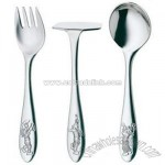 Children's flatware set