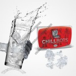 Chillbots Robot Ice Cube Tray