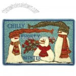 Chilly Days Frosty Nights Rug