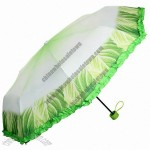 Chinese Cabbage Folding Umbrella