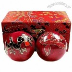 Chinese iron Stress Balls - Baoding Ball
