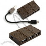 Chocolate Bar USB Hub
