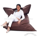 Chocolate Fatboy Bean Bag Sofa