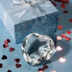 Choice Crystal Heart Design Paperweight