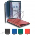 Choral Folder with Vinyl Pocket