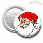 Christmas Button Badge