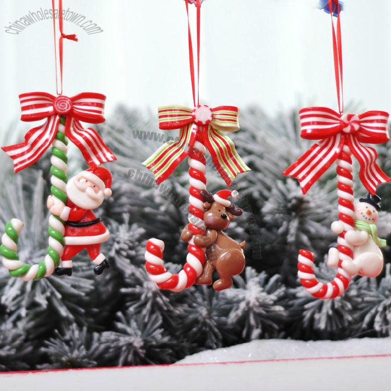 Christmas Cane Ornaments