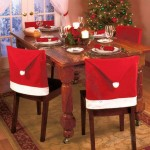Christmas Chair Coverings