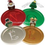 Christmas Coasters Set (4 pc)