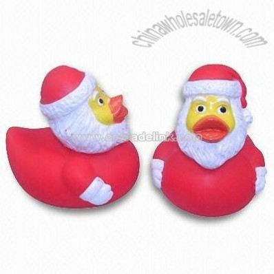 Christmas Floating Bath Duck in Various Size and Colors