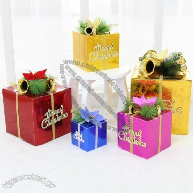 Christmas Gift Packing Boxes
